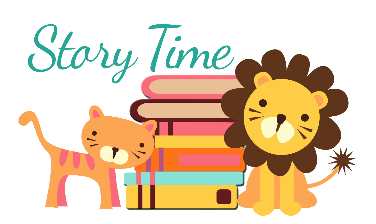 tot tales story time